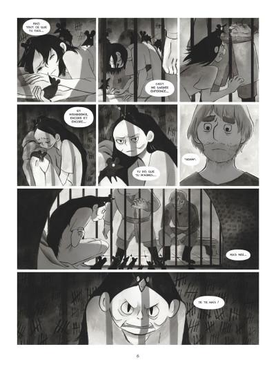 Page 5 Bergères guerrières tome 3