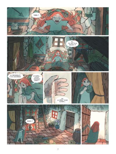 Page 6 Bergères guerrières tome 3