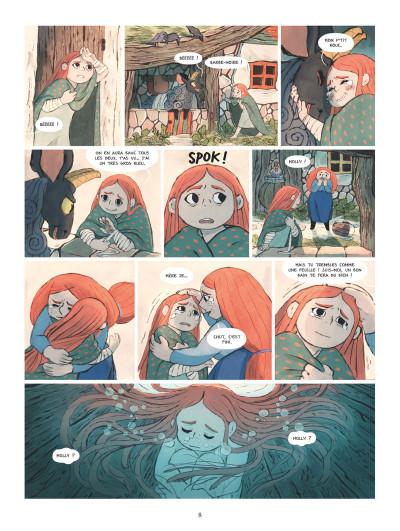 Page 7 Bergères guerrières tome 3