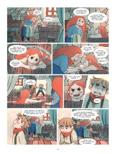 Page 8 Bergères guerrières tome 3