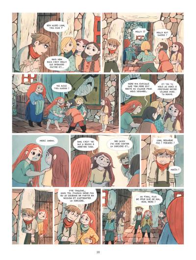 Page 9 Bergères guerrières tome 3