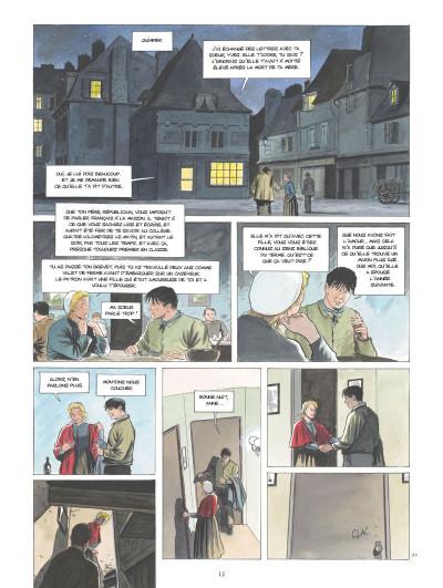 Page 1 L'or des marées tome 1