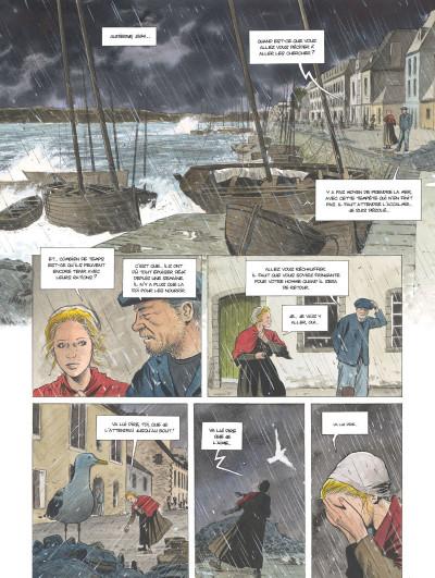 Page 2 L'or des marées tome 1
