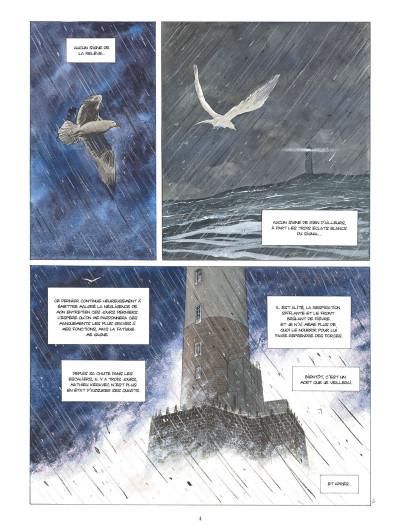 Page 3 L'or des marées tome 1