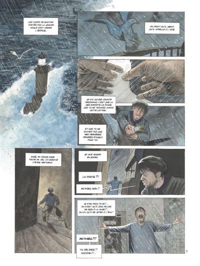 Page 4 L'or des marées tome 1