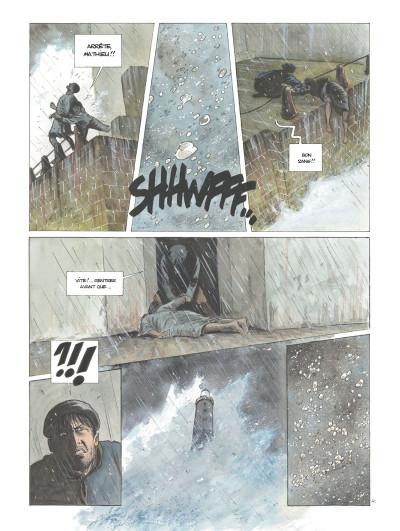 Page 5 L'or des marées tome 1