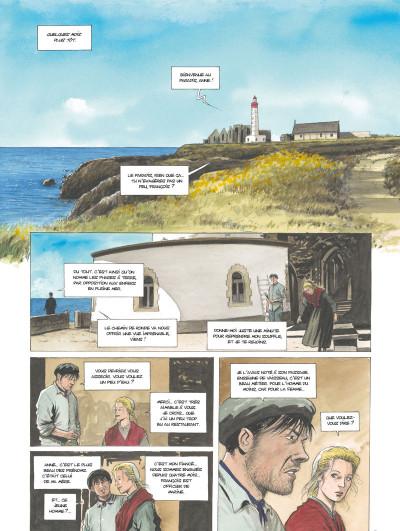 Page 6 L'or des marées tome 1