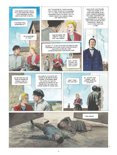 Page 7 L'or des marées tome 1