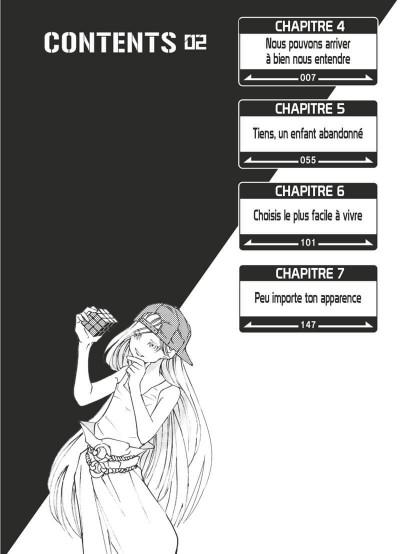 Page 7 Le dilemme de Toki tome 2