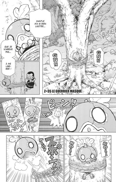 Page 6 Dr. Stone tome 5