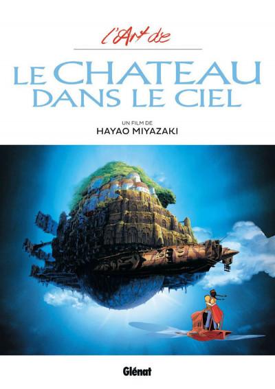Couverture L'art du Château dans le ciel