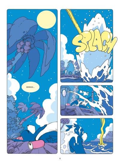 Page 5 Bonbon super tome 1