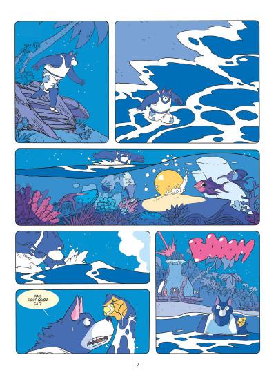 Page 6 Bonbon super tome 1