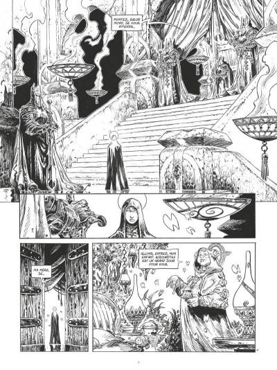 Page 1 UCC Dolores - édition spéciale n&b tome 1