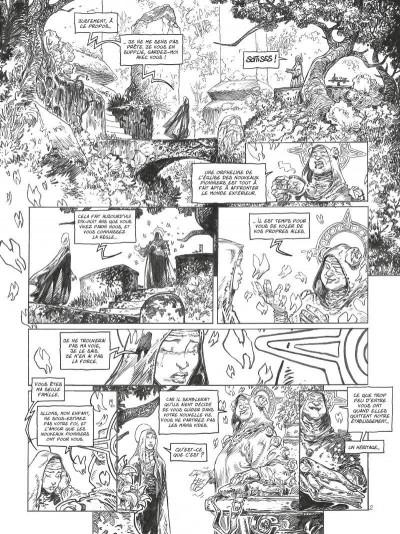 Page 2 UCC Dolores - édition spéciale n&b tome 1 + ex-libris offert