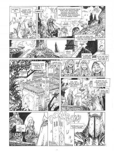 Page 4 UCC Dolores - édition spéciale n&b tome 1 + ex-libris offert