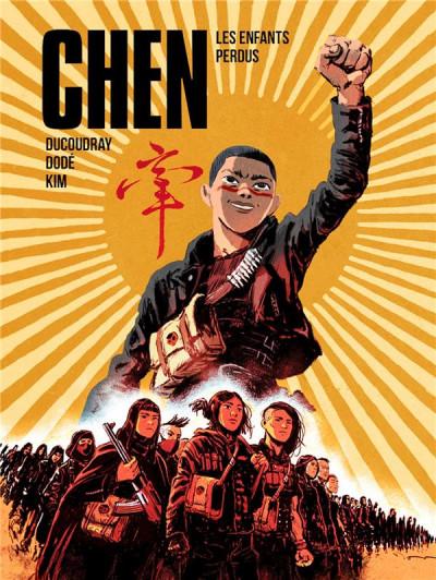 Couverture Chen - les enfants perdus
