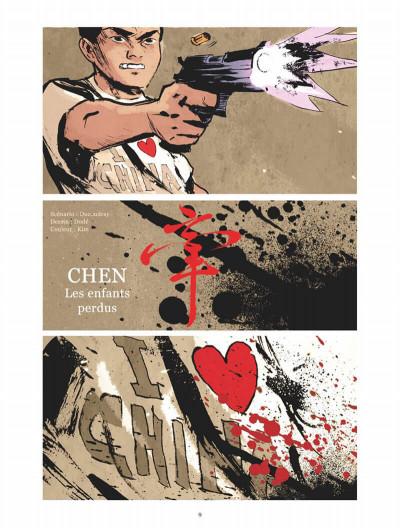 Page 7 Chen - les enfants perdus