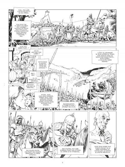 Page 4 Conan le Cimmérien - La citadelle écarlate (édition noir et blanc)