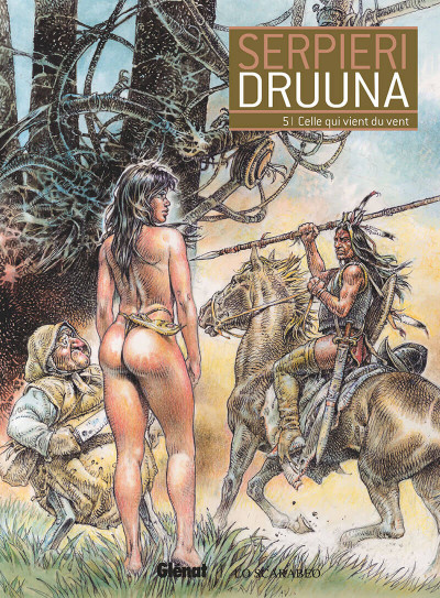 Couverture Druuna tome 5