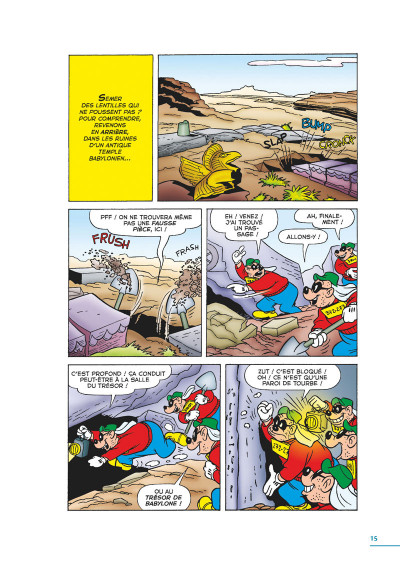 Page 4 Les grandes aventures de Romano Scarpa - intégrale tome 5