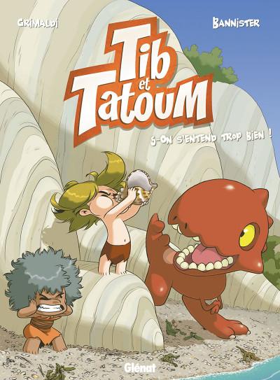 Couverture Tib et Tatoum tome 5