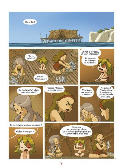 Page 1 Tib et Tatoum tome 5