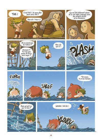 Page 2 Tib et Tatoum tome 5