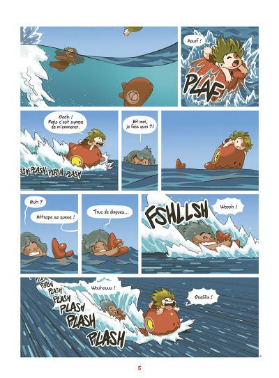 Page 3 Tib et Tatoum tome 5