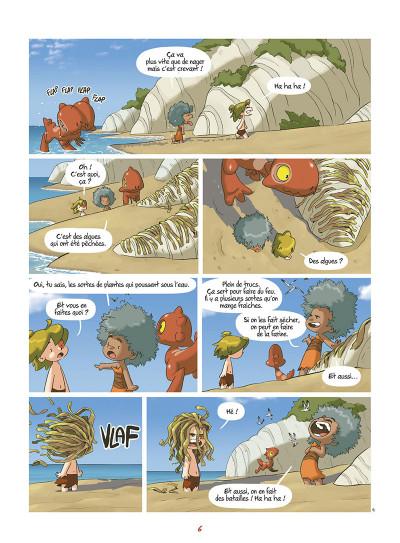 Page 4 Tib et Tatoum tome 5