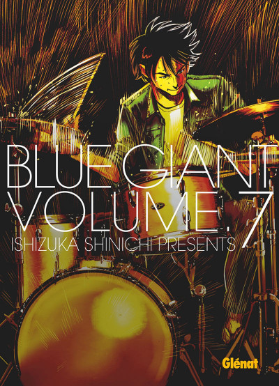 Couverture Blue giant tome 7