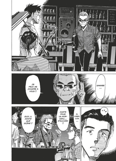 Page 5 Blue giant tome 7