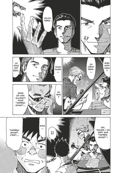 Page 6 Blue giant tome 7