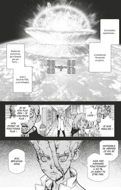 Page 7 Dr. Stone tome 6