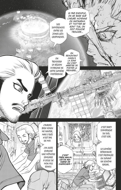 Page 8 Dr. Stone tome 6