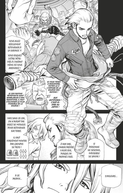 Page 9 Dr. Stone tome 6