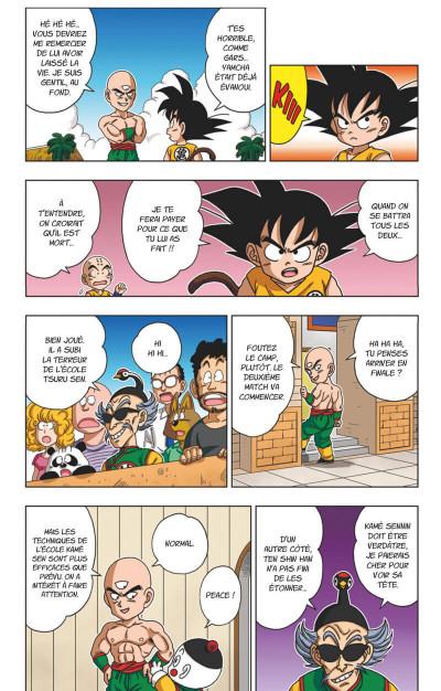Page 8 Dragon ball SD tome 5