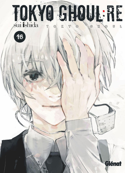 Couverture Tokyo ghoul RE tome 16