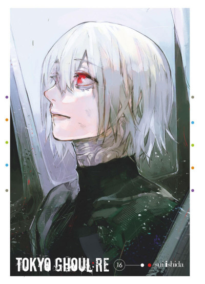 Page 2 Tokyo ghoul RE tome 16