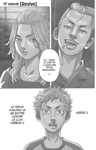 Page 4 Tokyo revengers tome 3