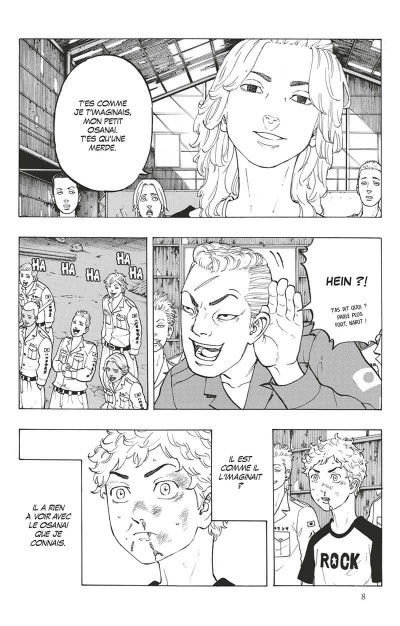 Page 9 Tokyo revengers tome 3