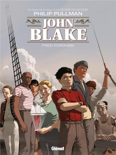 Couverture John Blake tome 1
