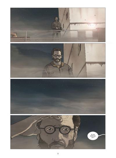 Page 4 John Blake tome 1