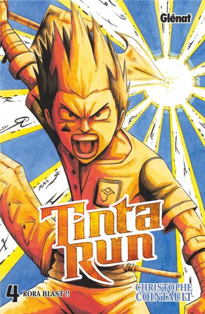 Couverture Tinta run tome 4
