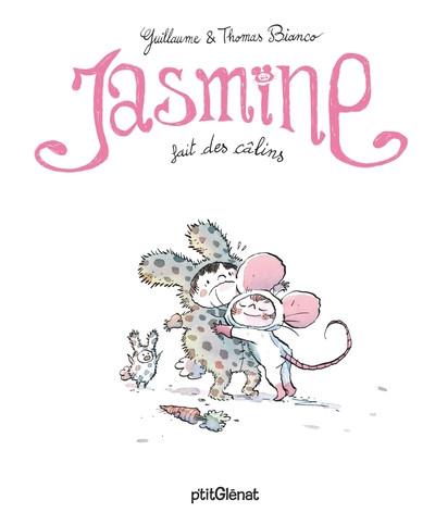 Couverture Jasmine fait des câlins