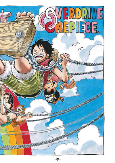 Page 4 One Piece color walk tome 8