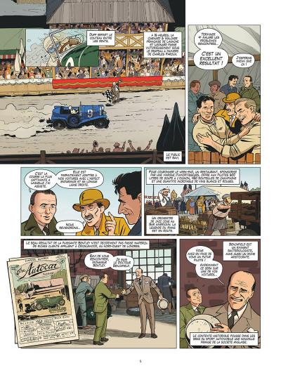 Page 4 24 heures du mans - 1923-1930 - Les bentley boys
