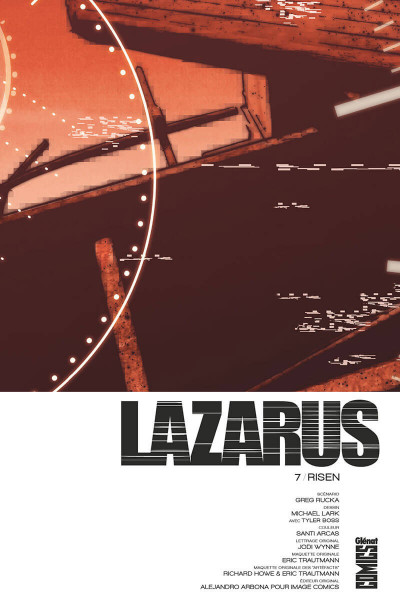 Page 4 Lazarus tome 7