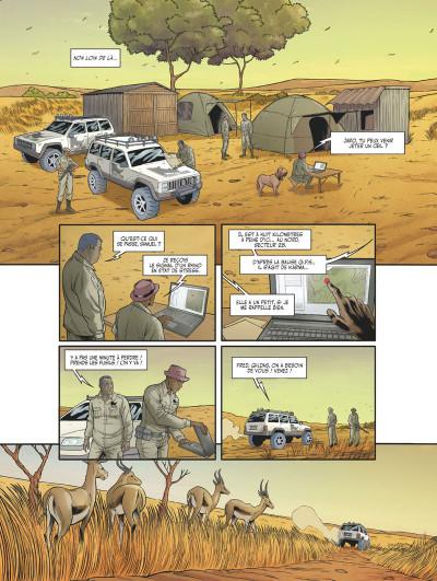 Page 4 Les adieux du rhinocéros