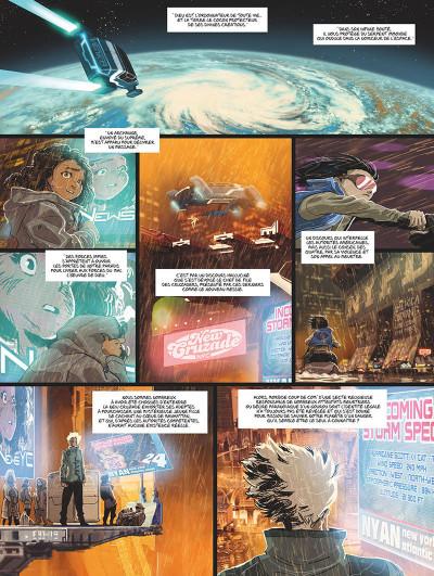 Page 2 Exodus Manhattan tome 2